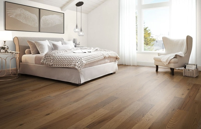 Trust Capital Hardwood Flooring to help you choose the right finish