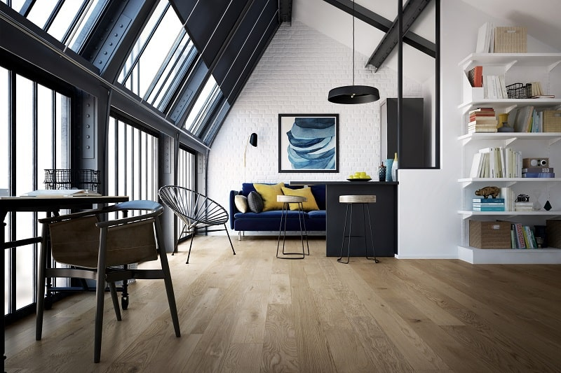 Enjoy your striking, long-lasting Mercier floor for years to come