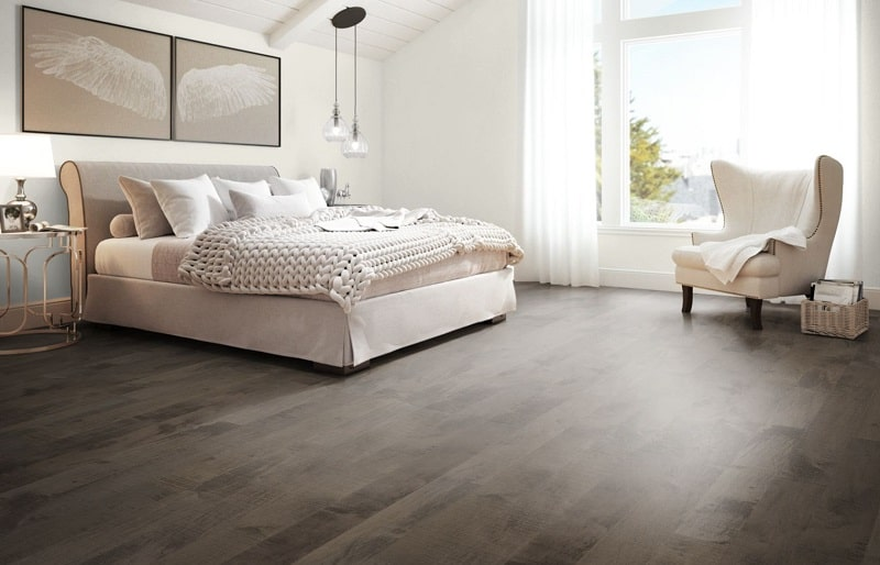 High-quality hardwood flooring brings luxurious and timeless elegance into any space