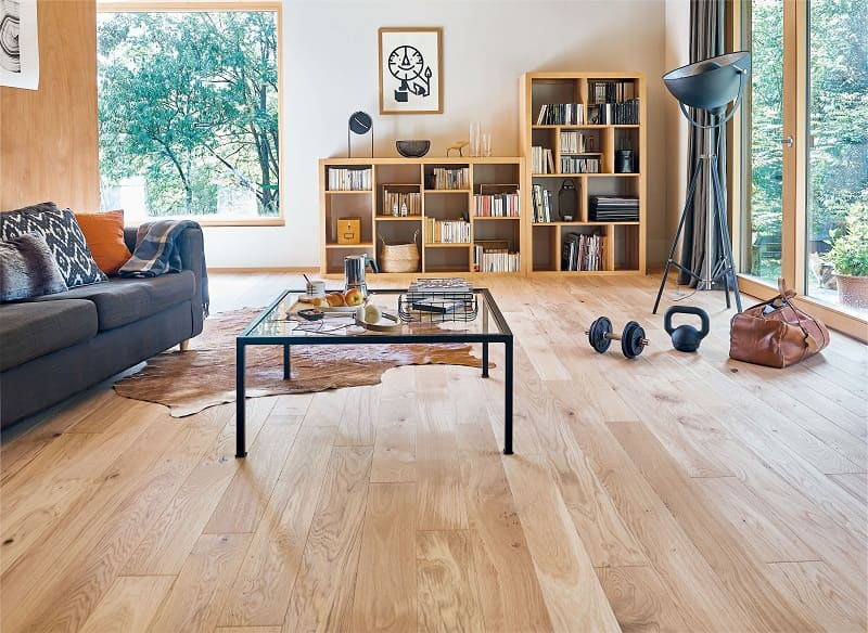 European flooring has become a popular flooring option for many modern homeowners