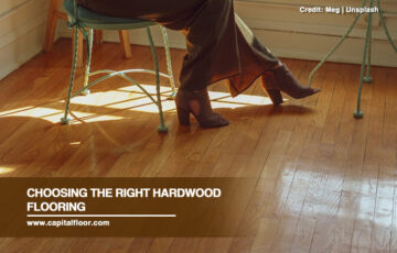 Choosing the Right Hardwood Flooring